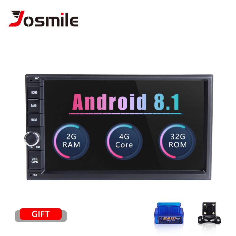 AutoRadio 2 din Android 8.1 Unidade de Cabeça Do Carro Para Nissan Qashqai Nota Almera Xtrail Multimídia Navegação GPS Gravador de Fita De Áudio 4G