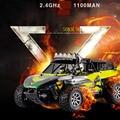 Increíble WLtoys K929 1:18 Escala 4WD RC Coche de Carreras de Alta Velocidad 50 km/h 2.4 GHz de Control Remoto de Coches Juguetes