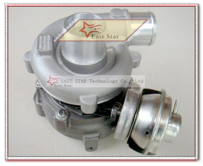 GT1749V 721164-0003 17201-27030 turbokompressor TOYOTA RAV4 D4D Auris - Autode varuosad - Foto 3