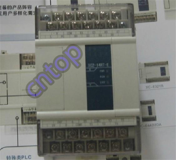 XC2-14RT-E XINJE XC2 Series PLC AC220V DI 8 DO 6 Relay Transistor mixed output new in box k504 14ar kinco plc cpu di 8 do 6 relay output ac85 265v new in box