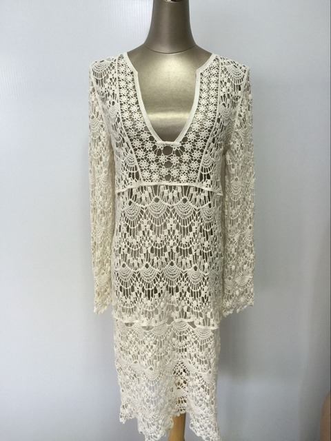 Beach Cover up Crochet
