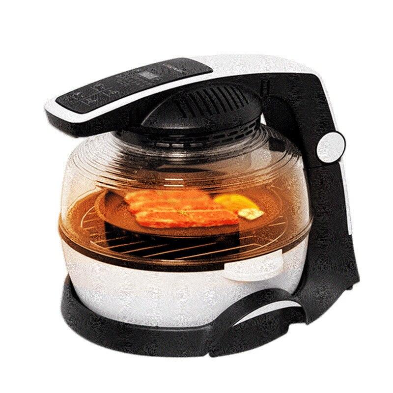 LR-KZ880 friteuse à Air électrique sans huile ménage grande capacité poêle saine frites intelligentes Machine nettoyage facile