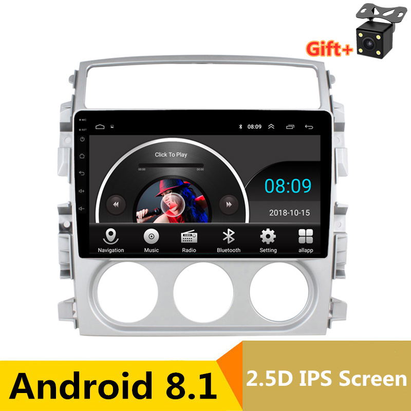 "9"" 2.5D IPS Android 8.1 Car DVD Multimedia Player GPS for Suzuki Liana 2007 2008 2009-10-2013 audio car radio stereo navigation"