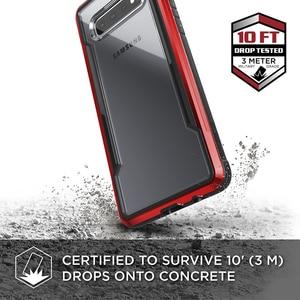 Image 3 - X Doria Defense Shield Case For Samsung Galaxy S10 Plus Military Grade Drop Tested Aluminum Case Cover For Galaxy S10 Capa