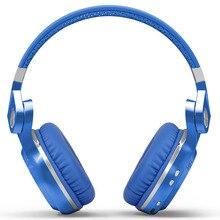 Orignal Bluedio T2S (Break de chasse) Bluetooth Casque BT version 4.1 Micro intégré Bluetooth Casque pour téléphone appels et musique MP3