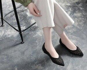 Image 2 - חדש אופנתי נשים נעליים שטוחות