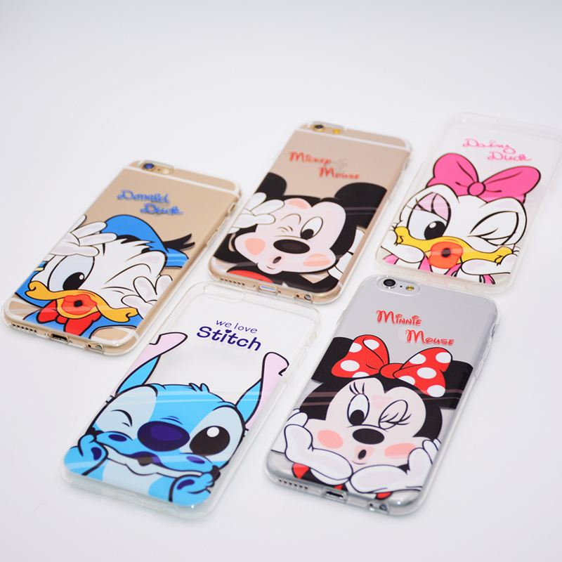 Coque Minnie Iphone