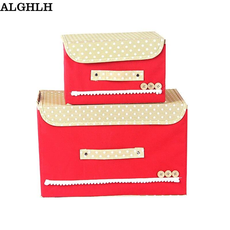 ALGHLH 18Color Ropa Interior Sujetador Organizador Caja de - Organización y almacenamiento en la casa