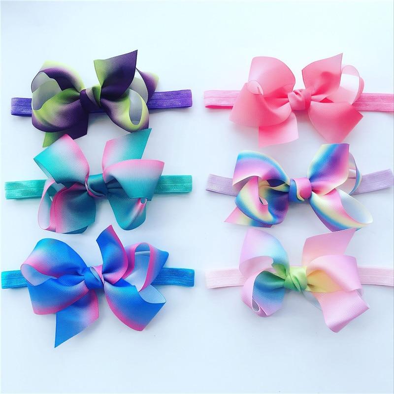 Aliexpress.com : Buy Retail 4.7inch Cute rainbow headband ...