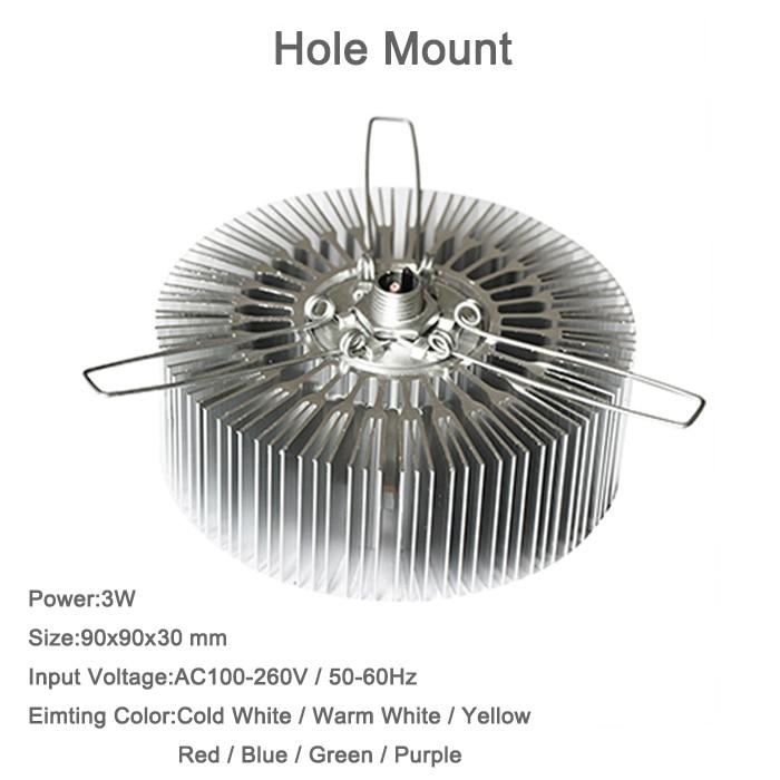 YooE Innenbeleuchtung 3W LED Wandleuchten Sunflower - Innenbeleuchtung - Foto 6