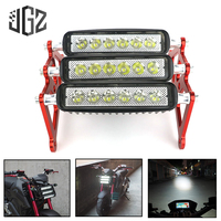 for HONDA Grom MSX125 2013 2014 2015 2016 2017 2018 2019 Motorcycle Led Headlight Waterproof Front Fork Light Lamp Modified Red