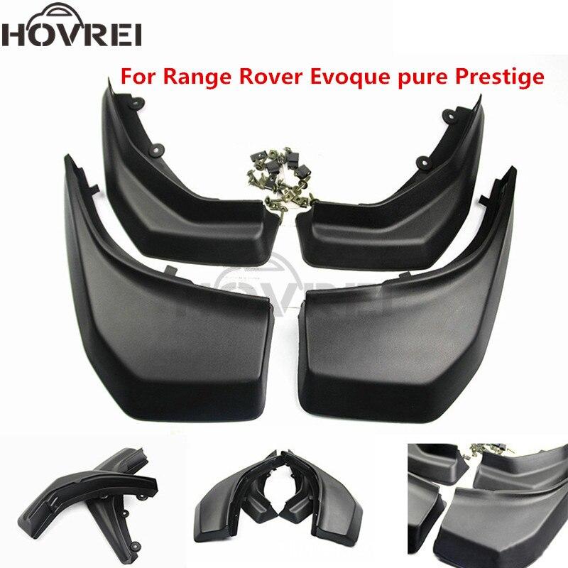 set car Mud Flap For Range Rover Evoque pure Prestige 2012 2013 2014 2015 2016 2017