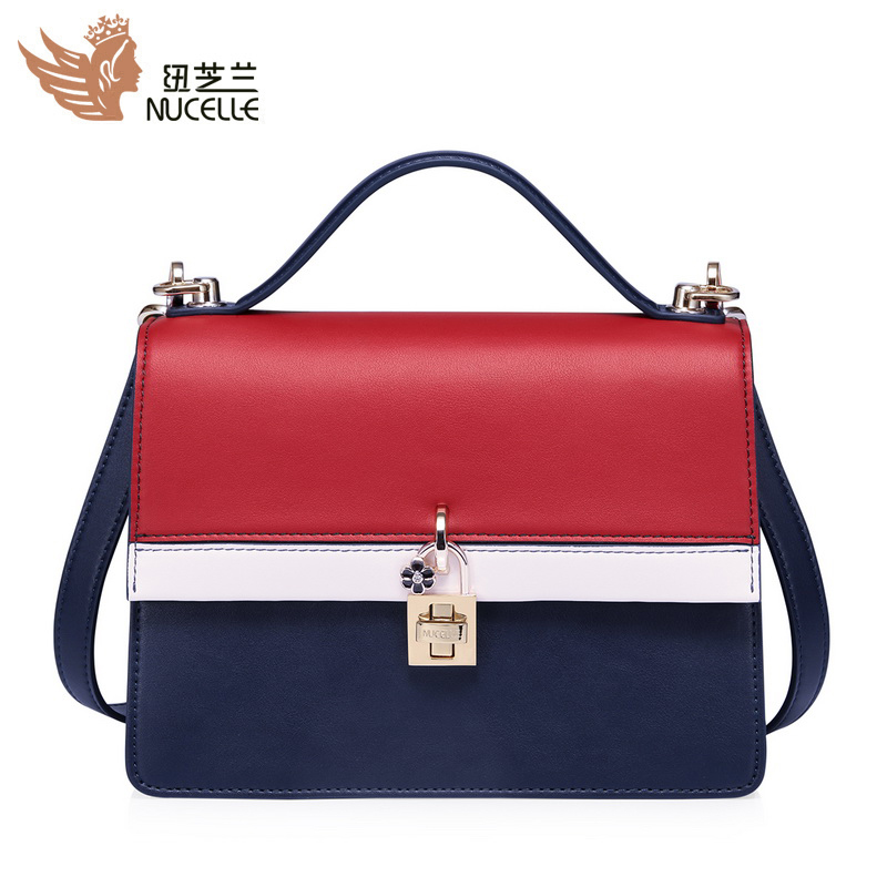 05afba2b3378 Fashion Leather Women Shoulder Bags Solid Lock flower Messenger Crossbody Bag  Small Ladies Handbags Bolsa Feminine Sac A Main