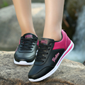 Women Shoes 2016 Spring and Autumn Breathable Brand Casual Shoes Fashion Comfortable Lace up Women Shoes