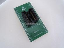 TSOP44 SSOP44 SDR SDRAM Burn in Socket gold plating IC testing seat Test Socket test bench