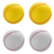 1 pçs universal artesanal bolas de beisebol pvc & plutônio superior duro & macio bolas de beisebol softball treinamento exercício bolas de beisebol
