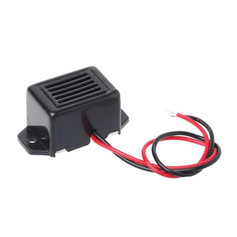 1.2V Mechanical Buzzer Take The Lead Vibrating The Buzzer Mini Electronic Alarm