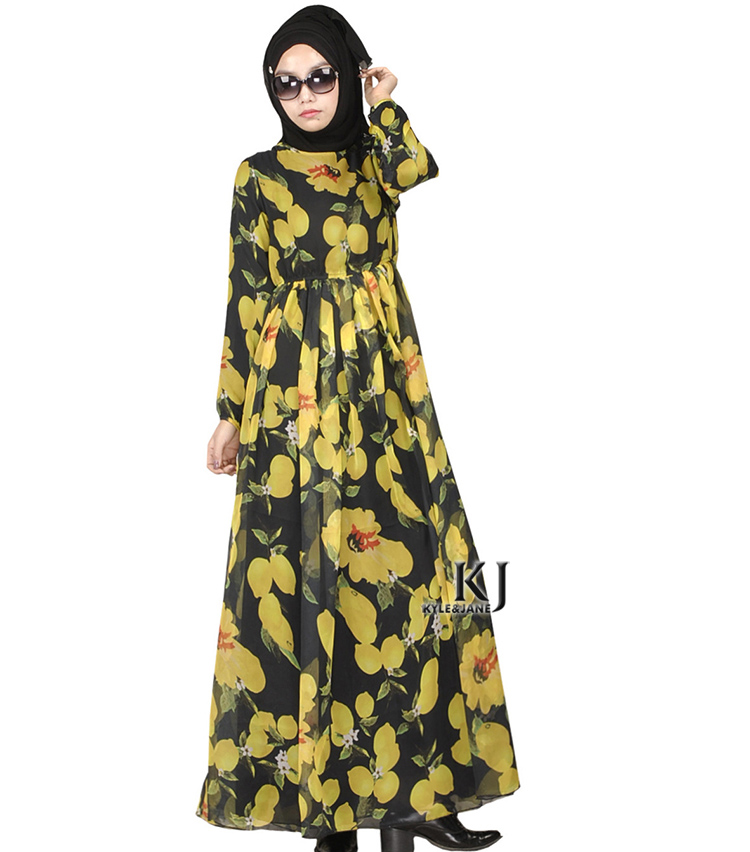 Dress maxi indonesia