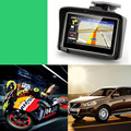 Motorcycle Car GPS 4.3-inch factory direct selling IPX7 waterproof motorcycle bluetooth gps navigation car GPS system