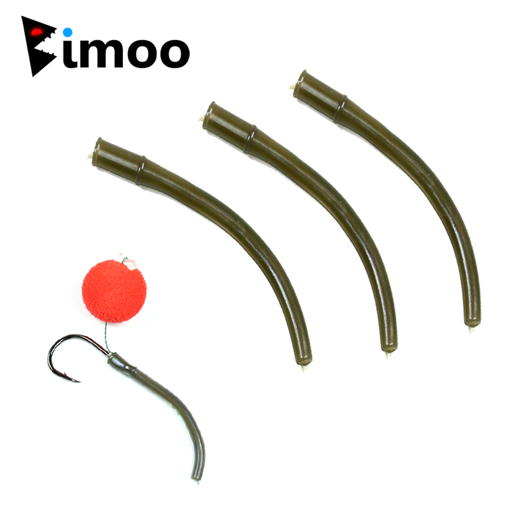 32d7c8eb8475 Bimoo 10pcs Camo Green Fishing Withy Pool Alingers Easy to Use 2-10 Hook  Steamed