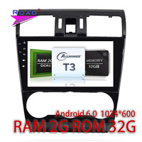 Wanusual 2G 32GB Android 6 0 10 1Inch Car Media Center Player For Subaru Forester 2013