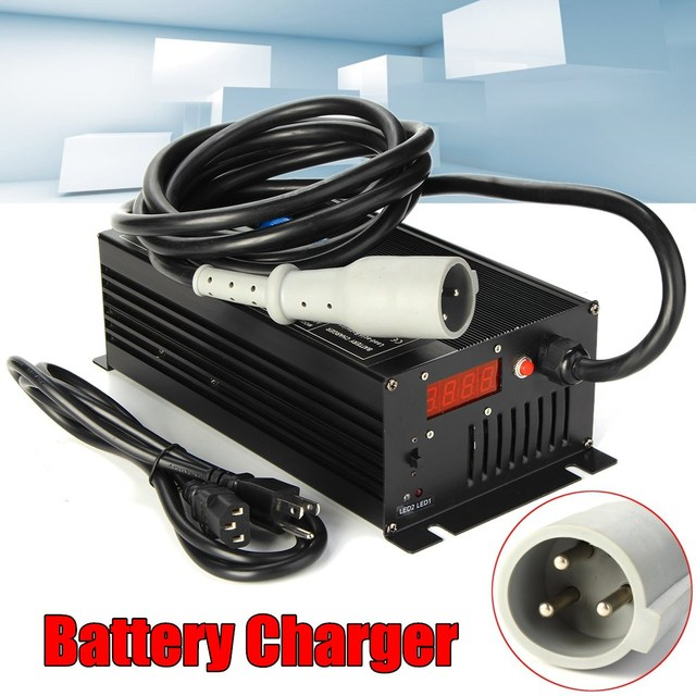 Brand New 48V 15 AMP Club Car Golf Cart Battery Charger 48 Volt ...