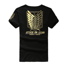 Green Colored AOT Tee