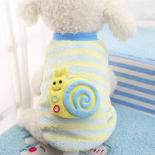 Cartoon Small Dog Clothes