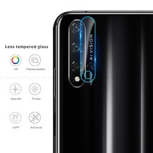 Phone film Lens protection For Huawei Y6 Y7 Y9 P20 Lite 2019 Nova 5 Pro i 6D Glass For Honor 20 Pro Camera Lens Screen Protector(China)