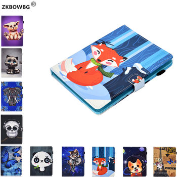8 Inch Universal PU Leather Cartoon Case Cover for Sony Xperia Z3 Tablet Compact 8'' For Ipad Mini 1 2 3 4 5 7.9'' Tablet Sleeve image