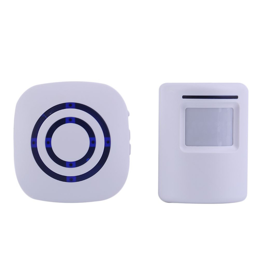 Dutiful Professional Wireless Digital Doorbell With Pir Sensor Infrared Detector Induction Alarm Door Bell Home Security 2017 Brand New Firm In Structure