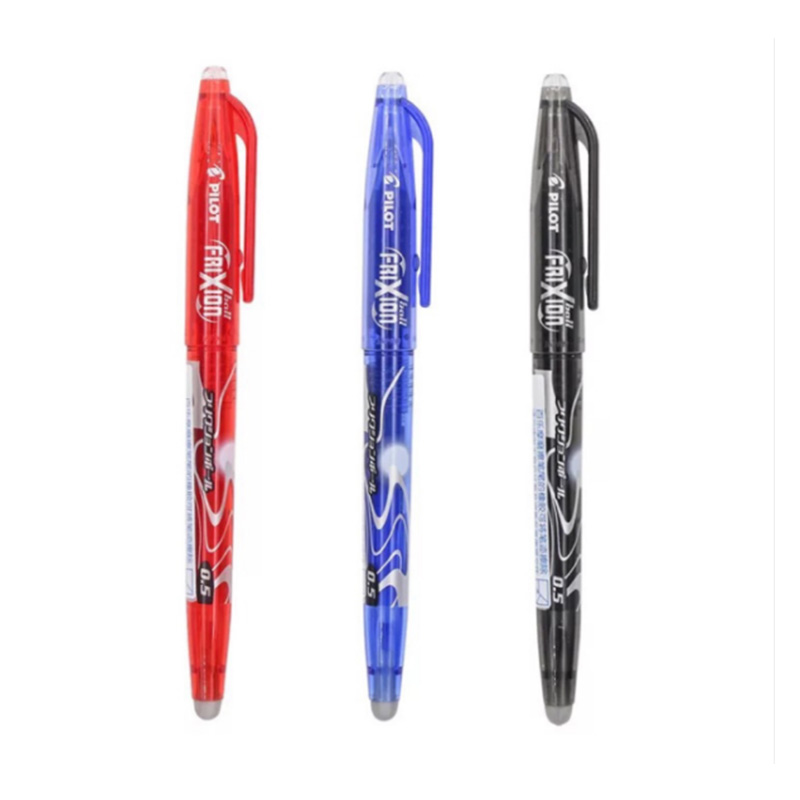 FUXU 6pcs Ballpoint Pen Musical Note Pencil 2B Standard Round Pencils Eraser Pens Writing Drawing Tool Pencil Pens for Stationery School Student Gift