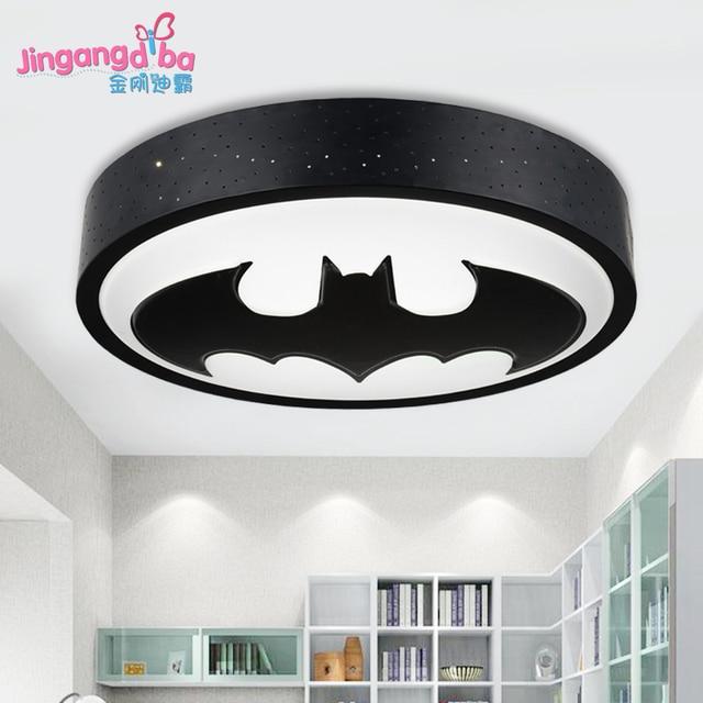 s kreative Superman Kinderzimmer lampe führte deckenleuchte modernen ...