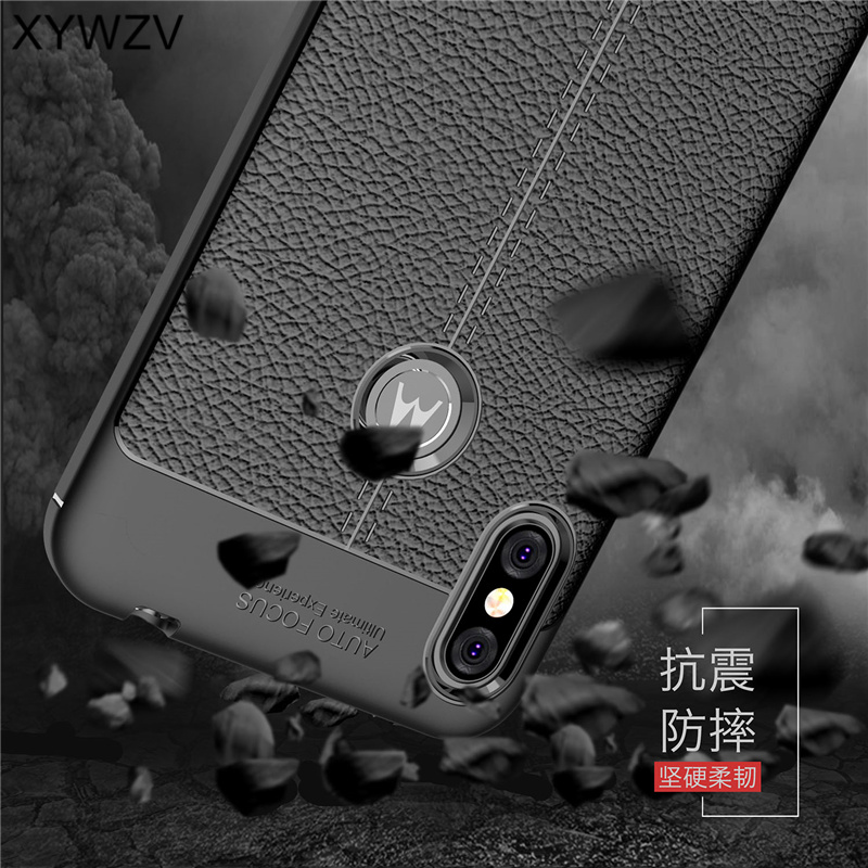 sFor Phone Case Motorola One Power Luxury Rubber For P30 Note Cover Moto Fundas