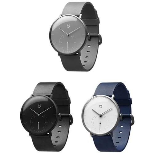 Original <font><b>Xiaomi</b></font> <font><b>Mijia</b></font> Quarz <font><b>SmartWatch</b></font> BT IP67 Wasserdichte Mechanische <font><b>SmartWatch</b></font> Schrittzähler Intelligente Erinnerung Für Android iOS image