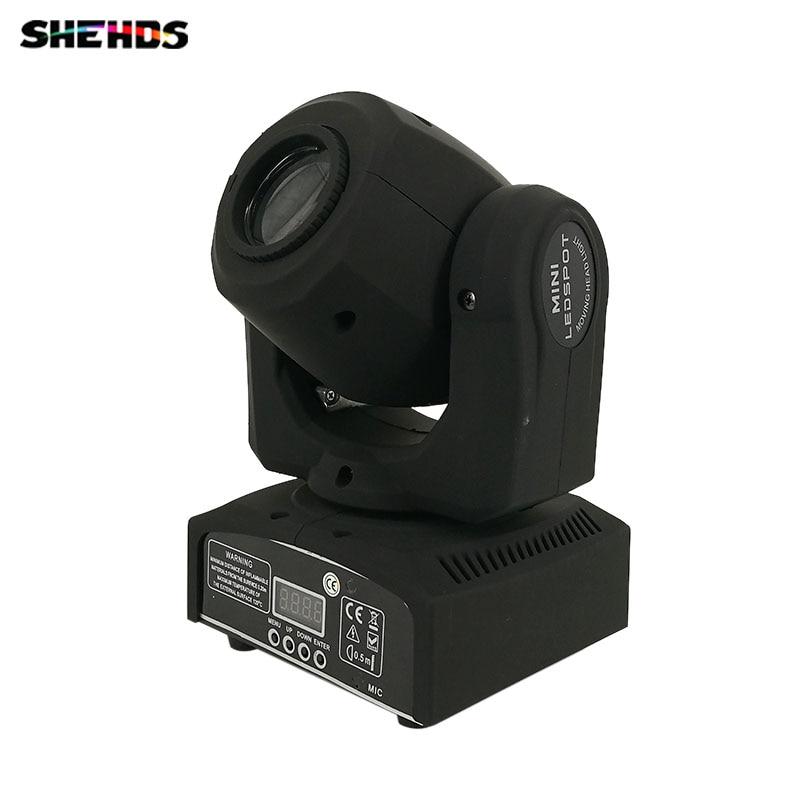 Mini Gobo Spot 30W Led Moving Head Light With Gobo Plate&Color Plate,High Brightness 30W Mini Led Moving Head Light DMX512 стоимость
