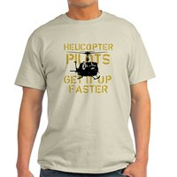 Piloti di elicottero Get It Up F T-Shirt-100% T-Shirt In Cotone
