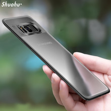 Shuohu Luxury Phone Cases for Samsung Galaxy S8 Plus S7 Edge Note 8 Case Cover Coque for Samsung Galaxy J5 A3 2016 A5 2017 Case