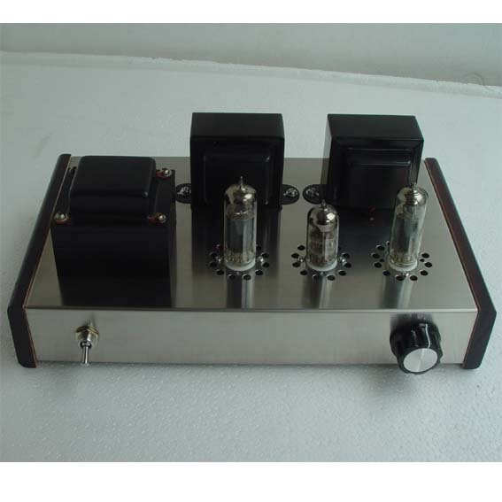 GZbotolave NEW Good sound 6n2 + 6p1 Tube amplifier finished product finished 6n2 push 6p1 double 6z4 tube amplifier tube rectifier amplifier