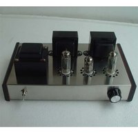 GZbotolave NEW Good sound 6n2 + 6p1 Tube amplifier finished product