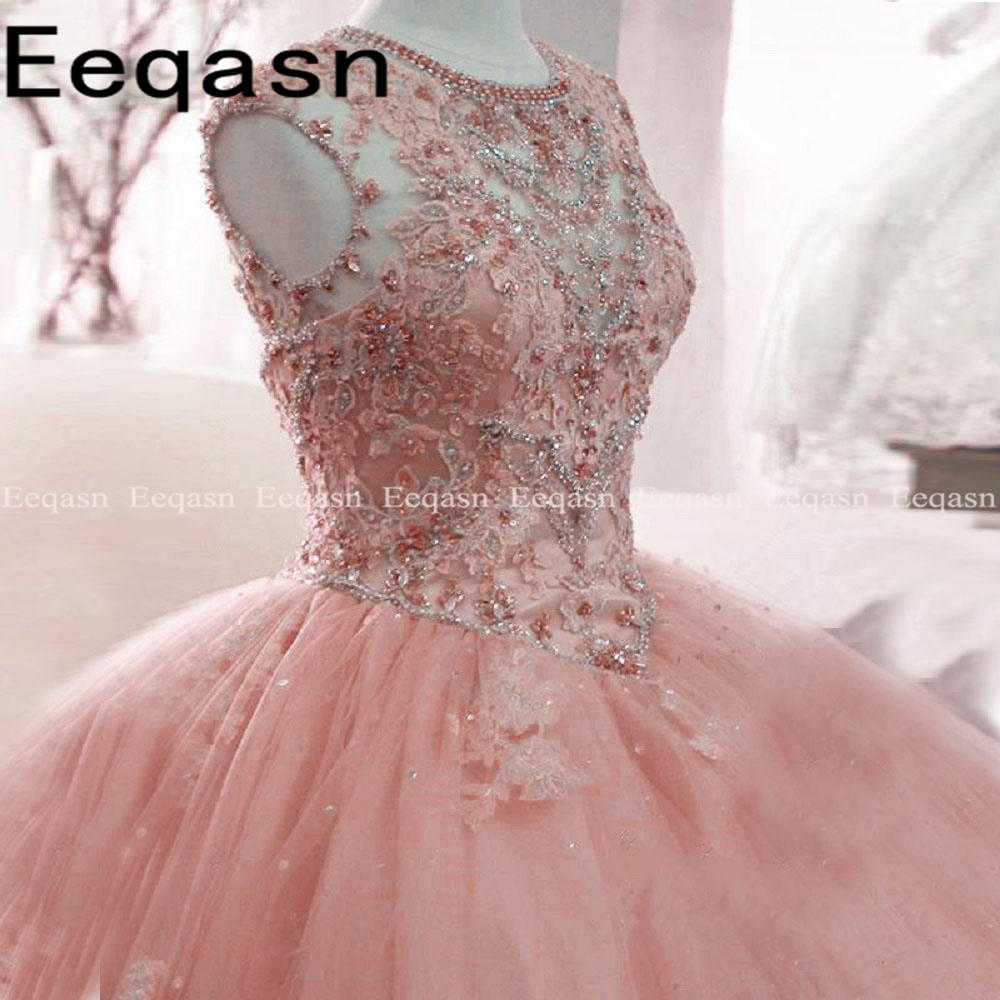 Us 1485 25 Offvestidos De 15 Anos 2019 Luxury Quinceanera Dresses Elegant Applique Lace Party Prom Gown Vestido Debutante Gowns Ball In