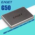 Original Eaget G50 Disco Duro 500 GB/1 TB HDD Case Disco Duro Externo USB 3.0 de Velocidad Hish Escritorio Envío Libre del ordenador portátil