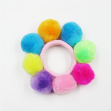 Hair Balls Elastic Hair Bands