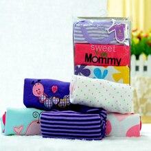 Комплект из 5 Боди высокого качества с длинными рукавами для маленьких мальчиков и девочек, одежда для младенцев хлопковая одежда с этикеткой на шее для детей от 3 месяцев до 48 месяцев