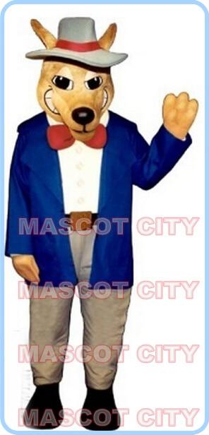 mascot Foxy Fox mascot costume custom plush wild fox theme anime cosplay costumes carnival fancy dress 2697