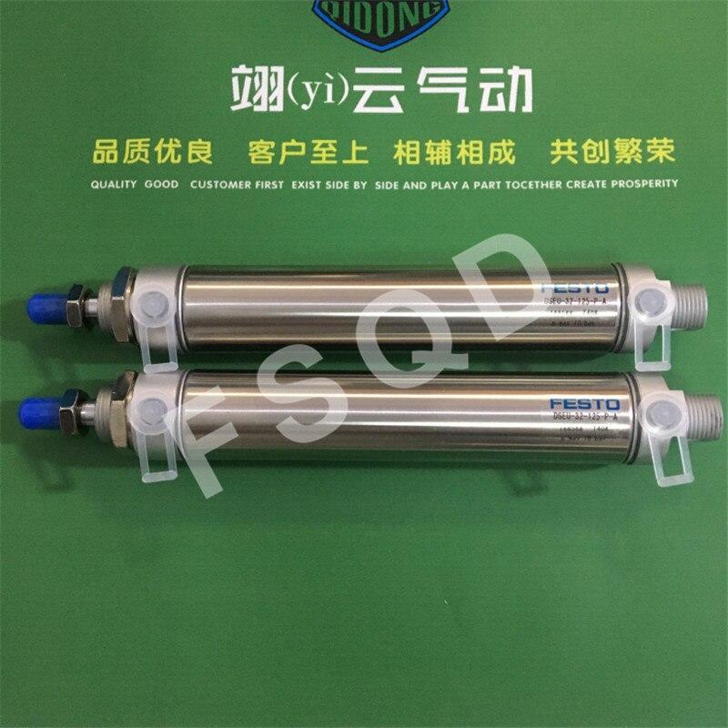 цена на DSEU-32-100-P-A DSEU-32-125-P-A DSEU-32-150-P-A DSEU-32-175-P-A FESTO mini cylinder pneumatic tool