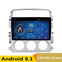 9 2.5D IPS Android 8.1 Car DVD Multimedia Player GPS for Suzuki Liana 2007 2008 2009 10 2013 audio car radio stereo navigation