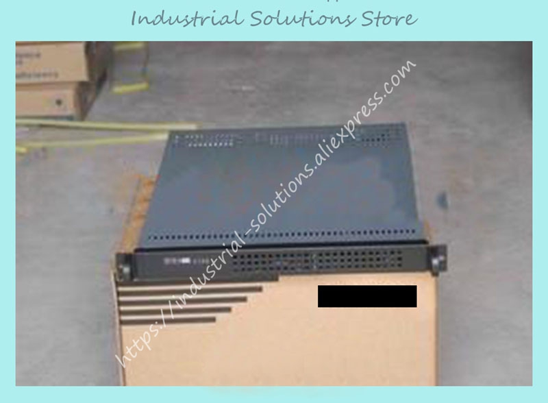 New 13550 1U Server Computer Case 1U Famework Type Computer Case Industrial Computer Case Power Supply new ultra short 3u computer case 38cm 8 hard drive pc large panel atx power supply 3u server industrial computer case
