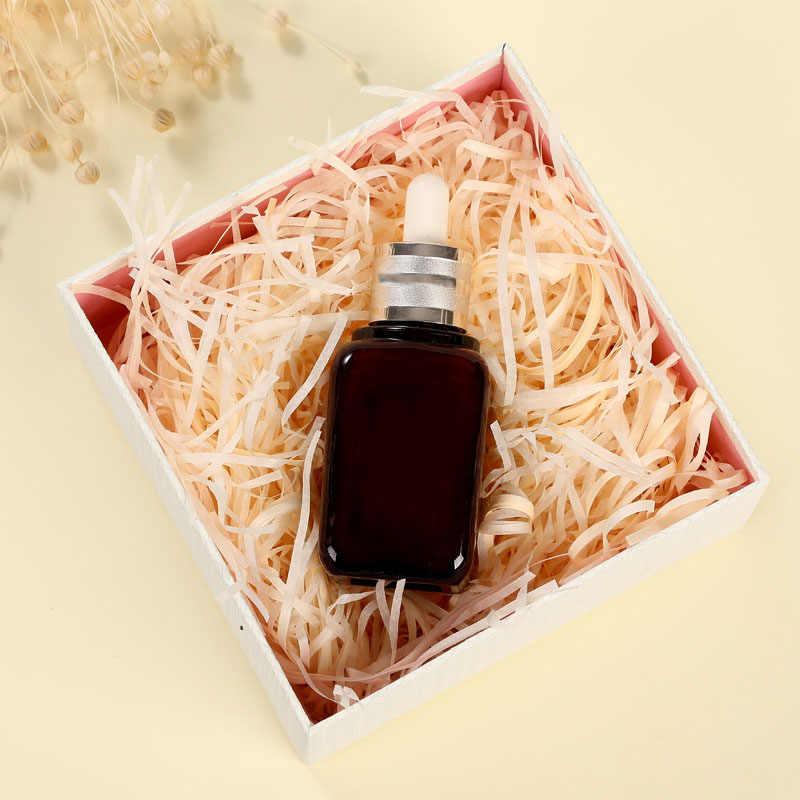 10g por bolsa papel DIY rafia papel triturado confeti caja de regalo Material de relleno Navidad boda decoración del hogar 62456