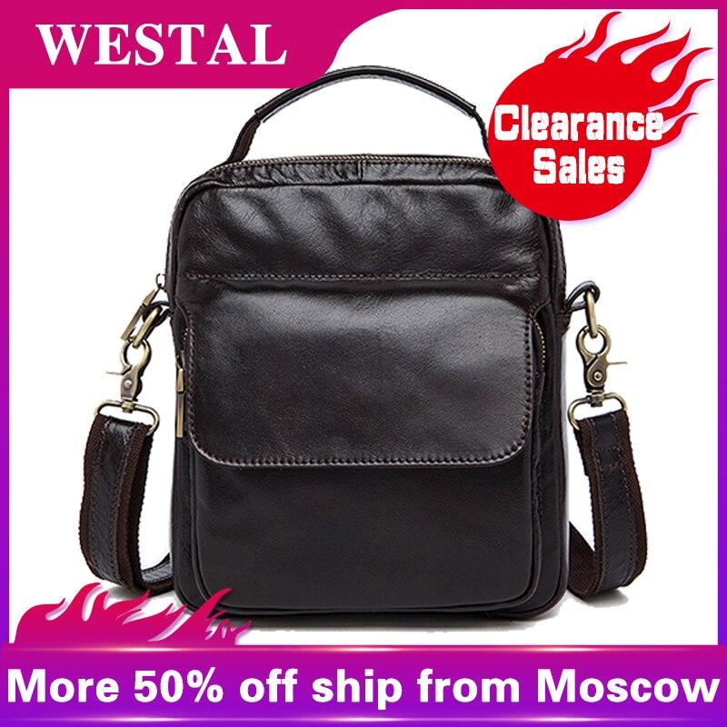 웨스트 메신저 가방 남자 진짜 가죽 어깨 가방 작은 남자 남자 크로스 바디 가방 남자 진짜 가죽 가방 핸드백 9073